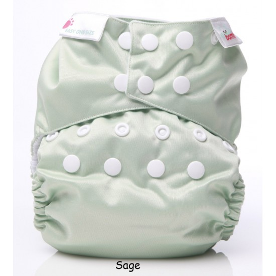 Bambooty One Size Options OSFM AI2 Snap In Nappy