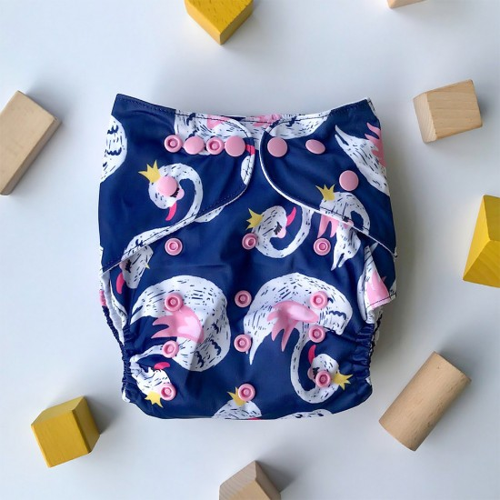 Bear & Moo OSFM Pocket Nappies