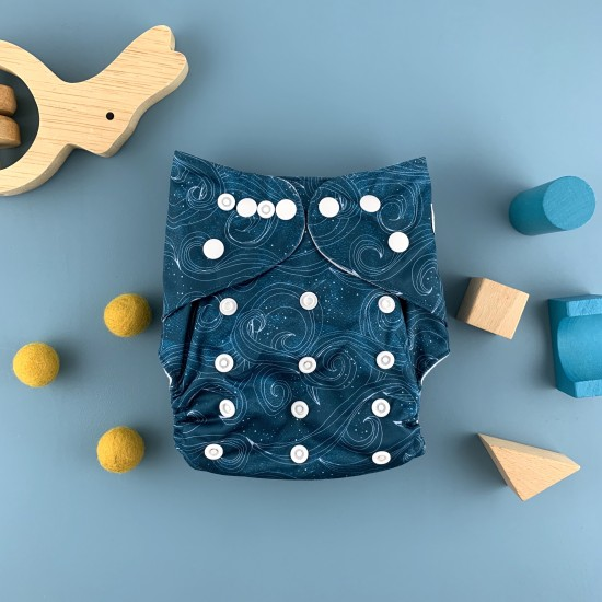 Bear & Moo OSFM Pocket Nappies