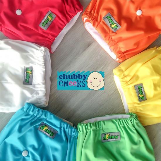 Dinky Nappies OSFM Snap Pocket Nappy