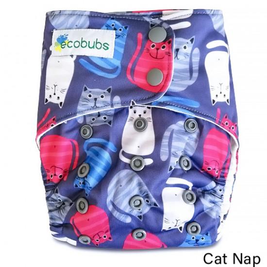 Ecobubs Essentials V2 OSFM AI2 Nappy (no hip snap)