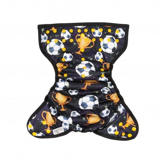 Fudgey Pants ORIGINALS 3-in-1 Cloth Nappies (AIO, AI2 snap-in, pocket)