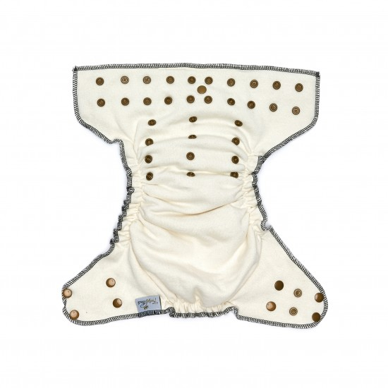 Fudgey Pants FITTED OSFM Cloth Nappy