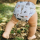 Sassy Pants OSFM Pocket Nappy  with Snap Closure