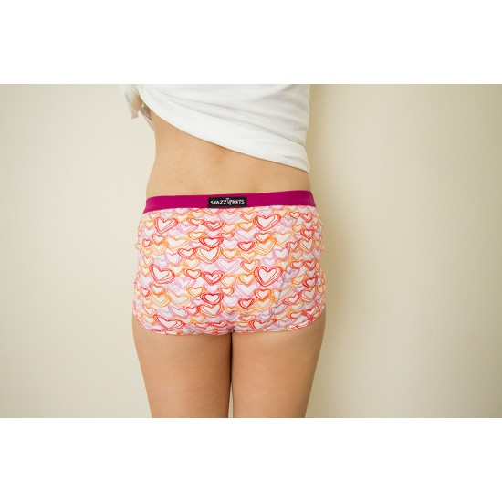 Snazzipants Night-Time Training Pants - For Girls