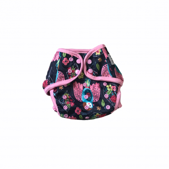 What The Fluff 3-in-1 Nappies - OSFM Pocket/AI2/Cover