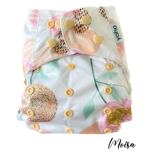 Yoho & Co Luxe Nappy (Pocket / Snap-In)